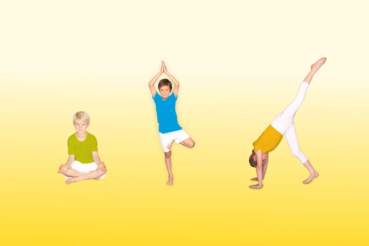 Ausbildung kinder yoga welt for Raumgestaltung yoga
