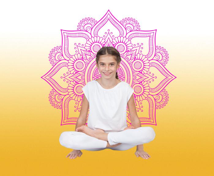 Angebote Online Yogastunden für Kinder, Teenies und junge